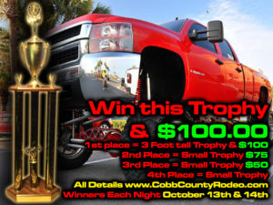 2019 Truck Meets Cobb County Rodeo Cobb County Rodeo