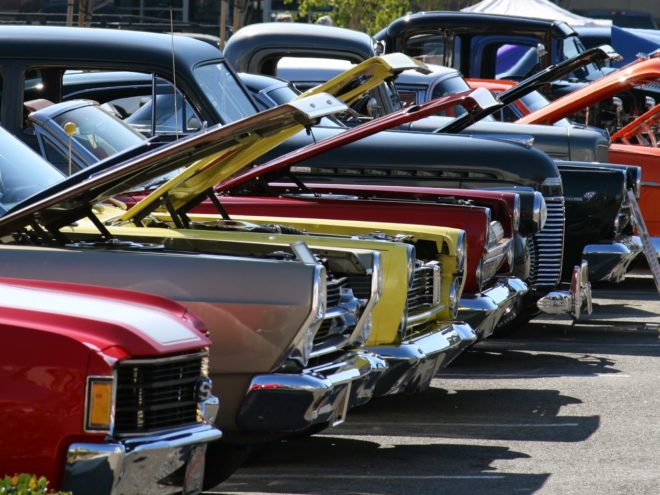 2019 Classic Car Shows @ Cobb County Rodeo